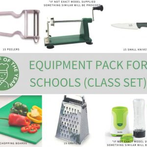 equipment pack